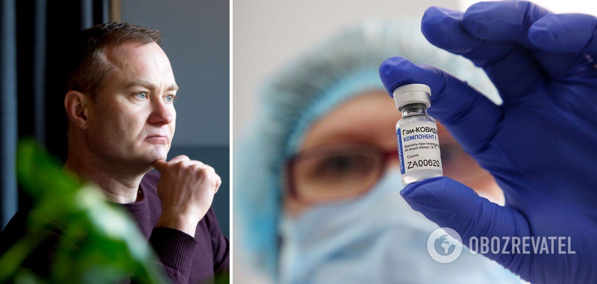 Гармаш – о вакцинации в ОРДЛО: это политика по уничтожению иждивенцев
