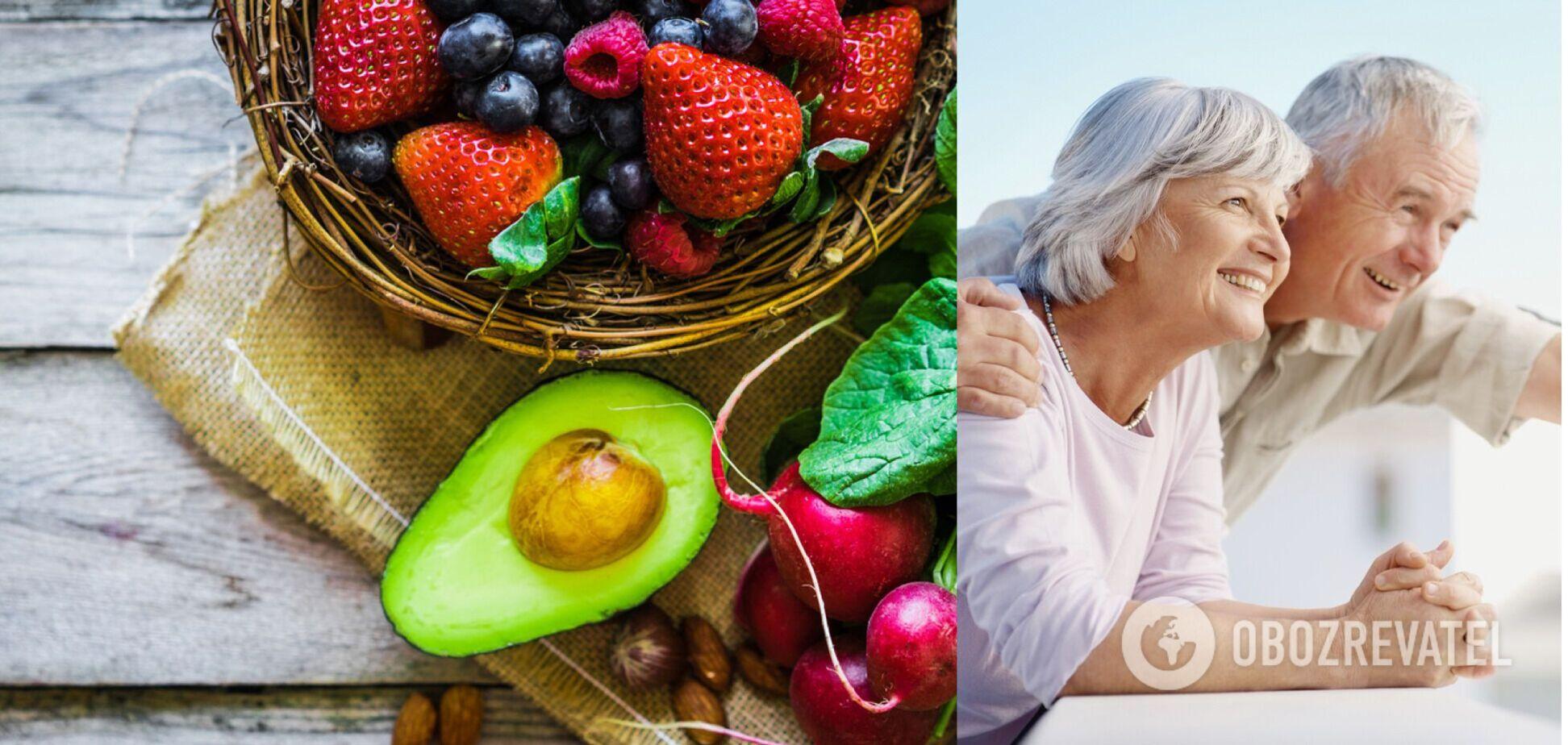 Ученые рассказали, какие фрукты и овощи могут продлить жизнь