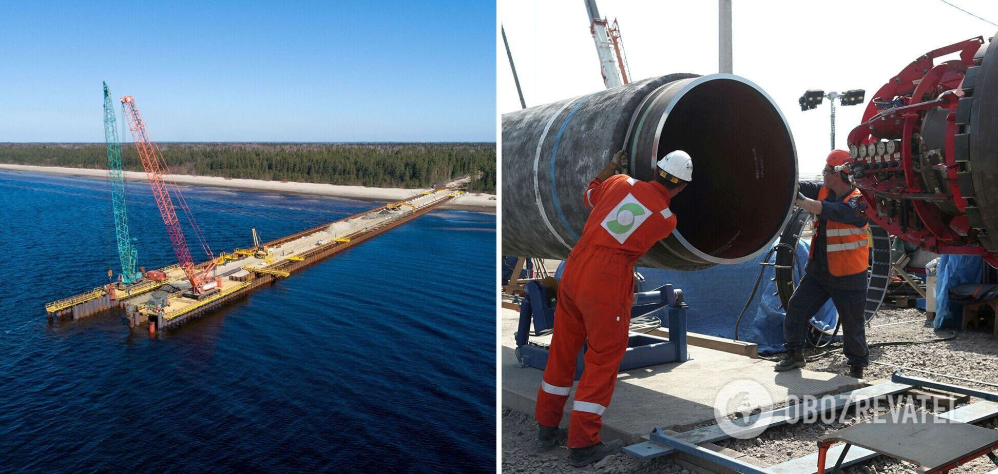 Спешка строительства 'Северного потока': Кремлю нужно успеть до 'зеленых'