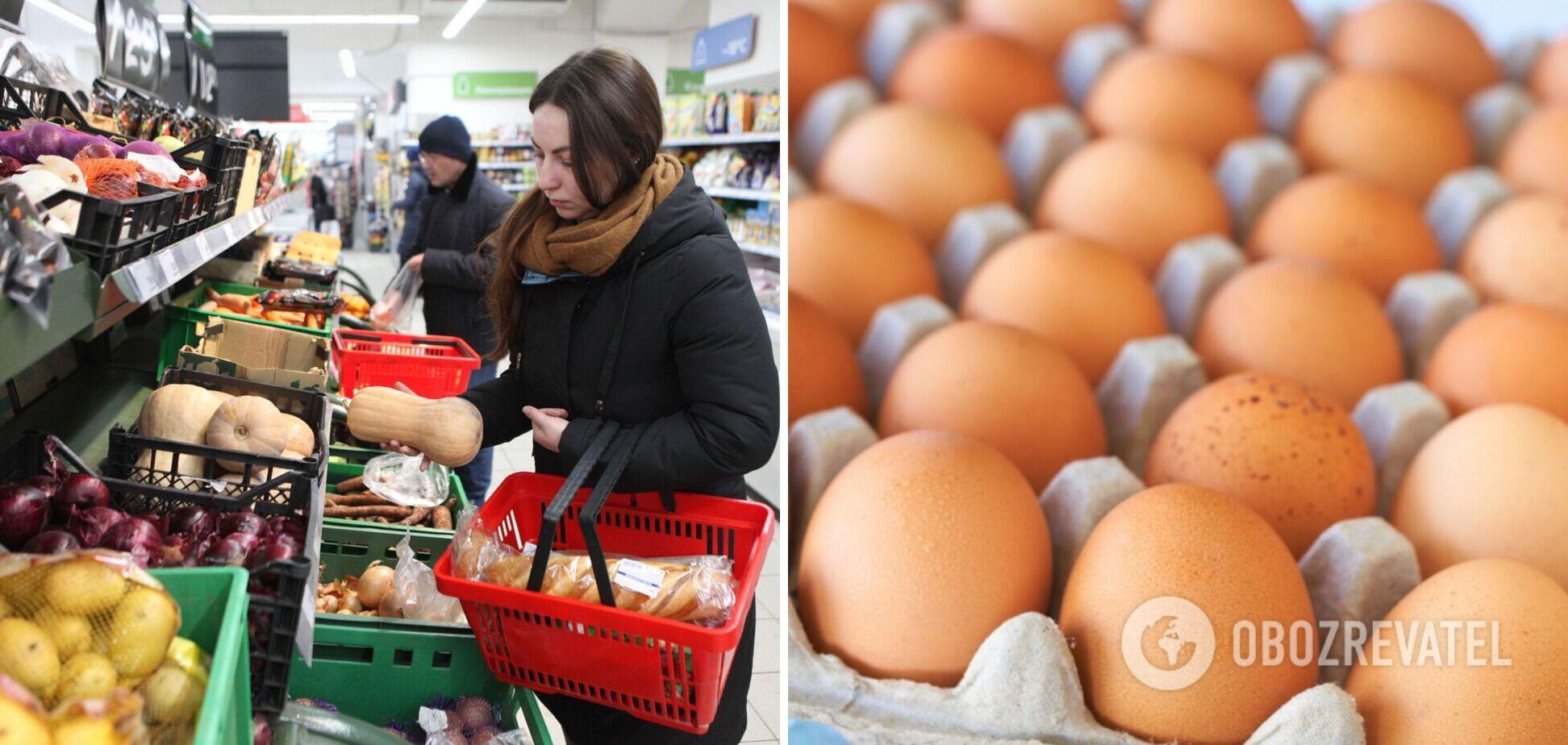 В Украине изменятся цены на продукты питания: названы сроки и причины