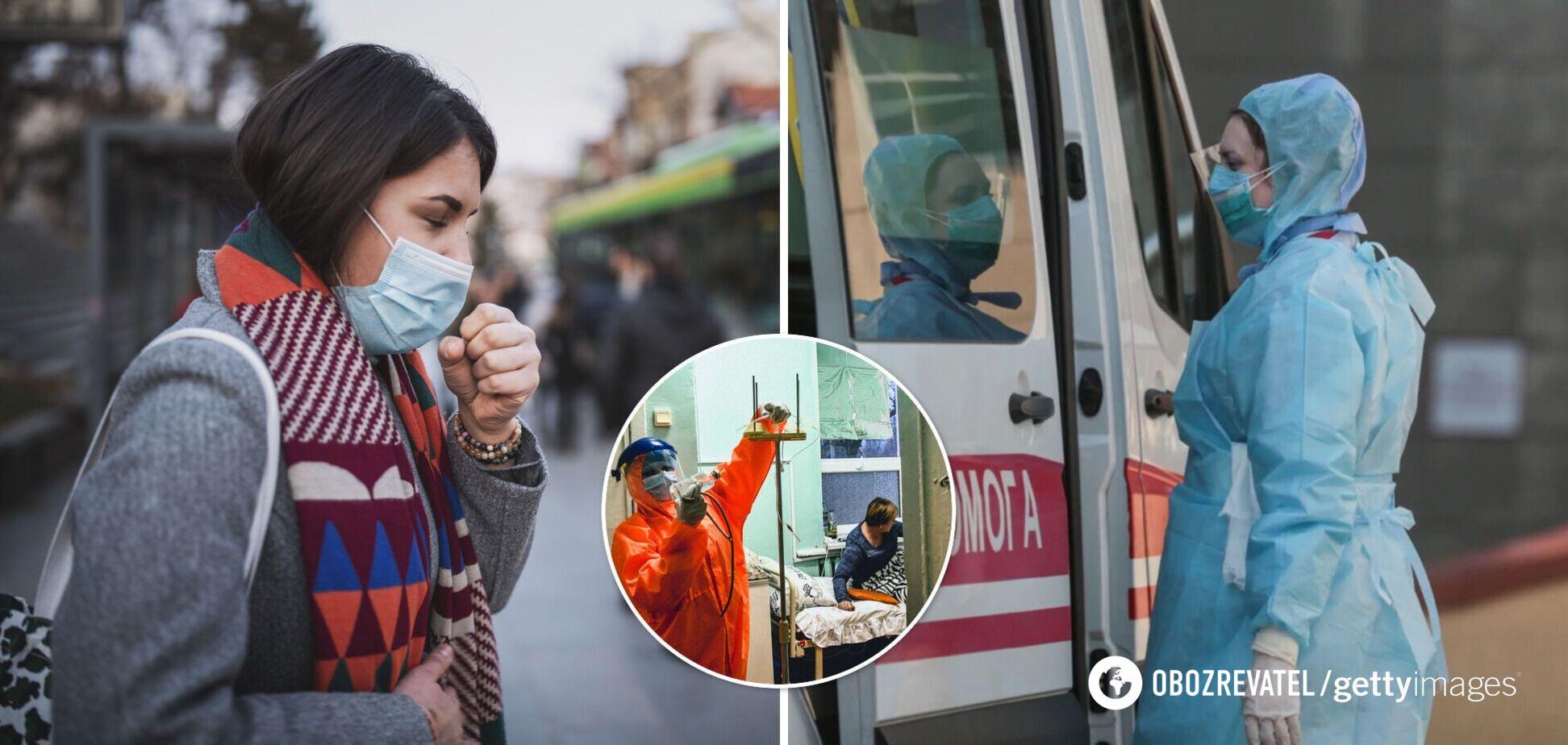 'Червона' Житомирщина стала лідером за приростом хворих на COVID-19: яка ситуація у регіонах
