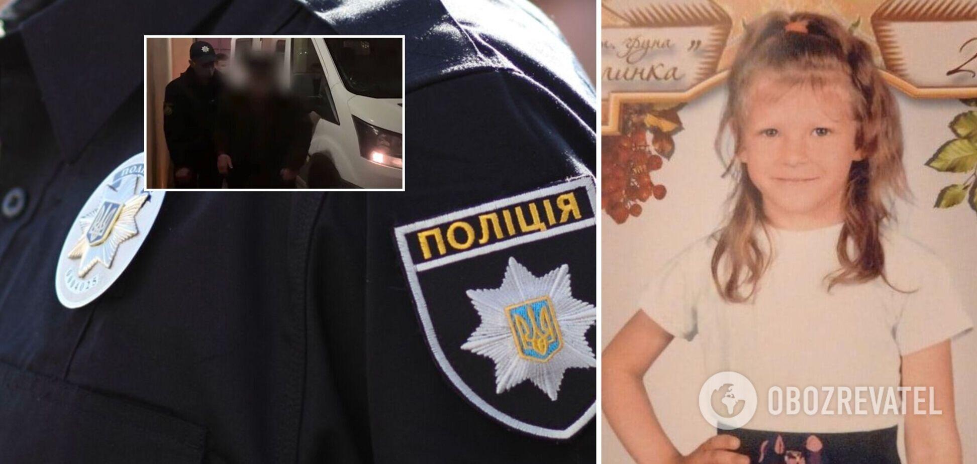 Появилось видео с подозреваемым в убийстве Маши Борисовой