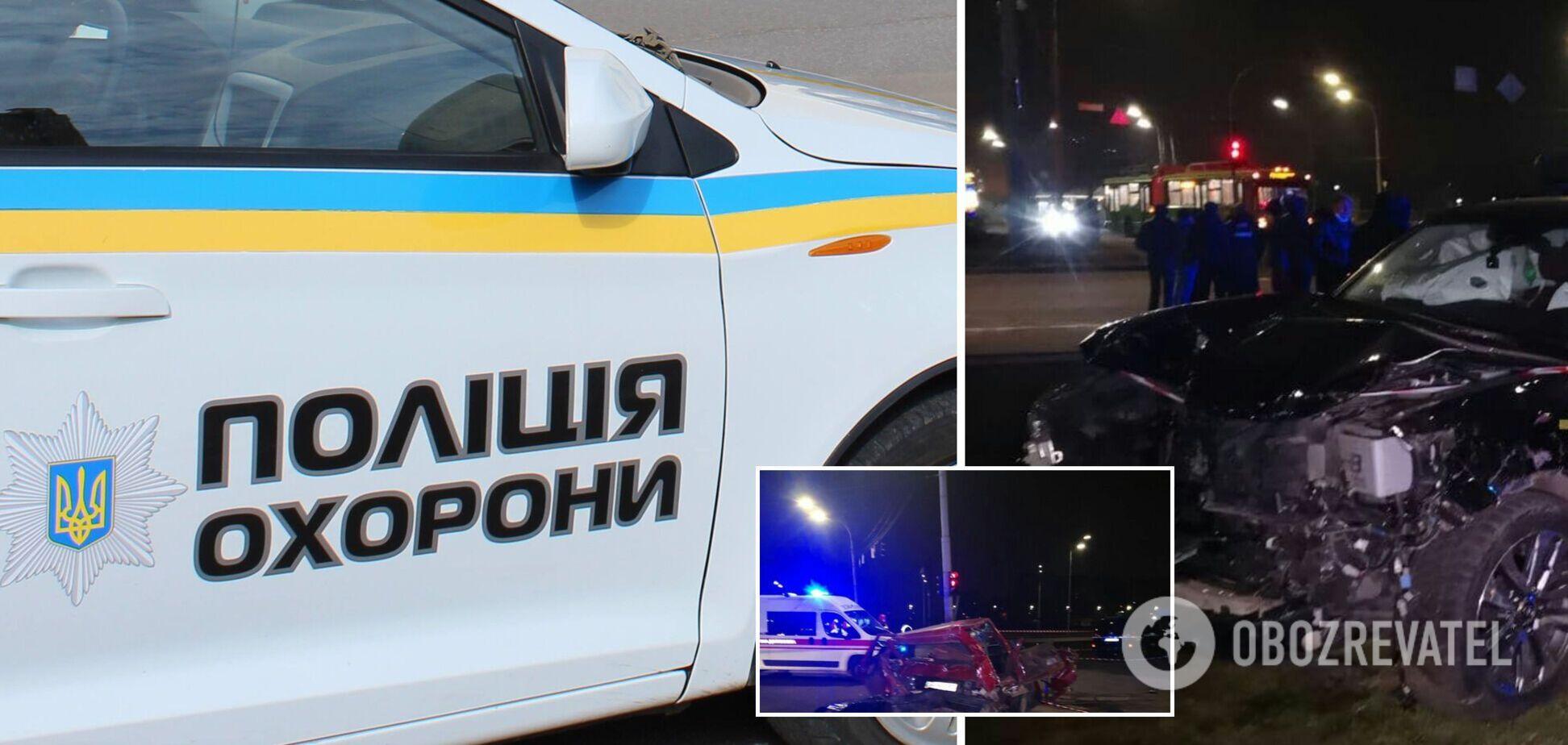 Смертельна ДТП в Києві