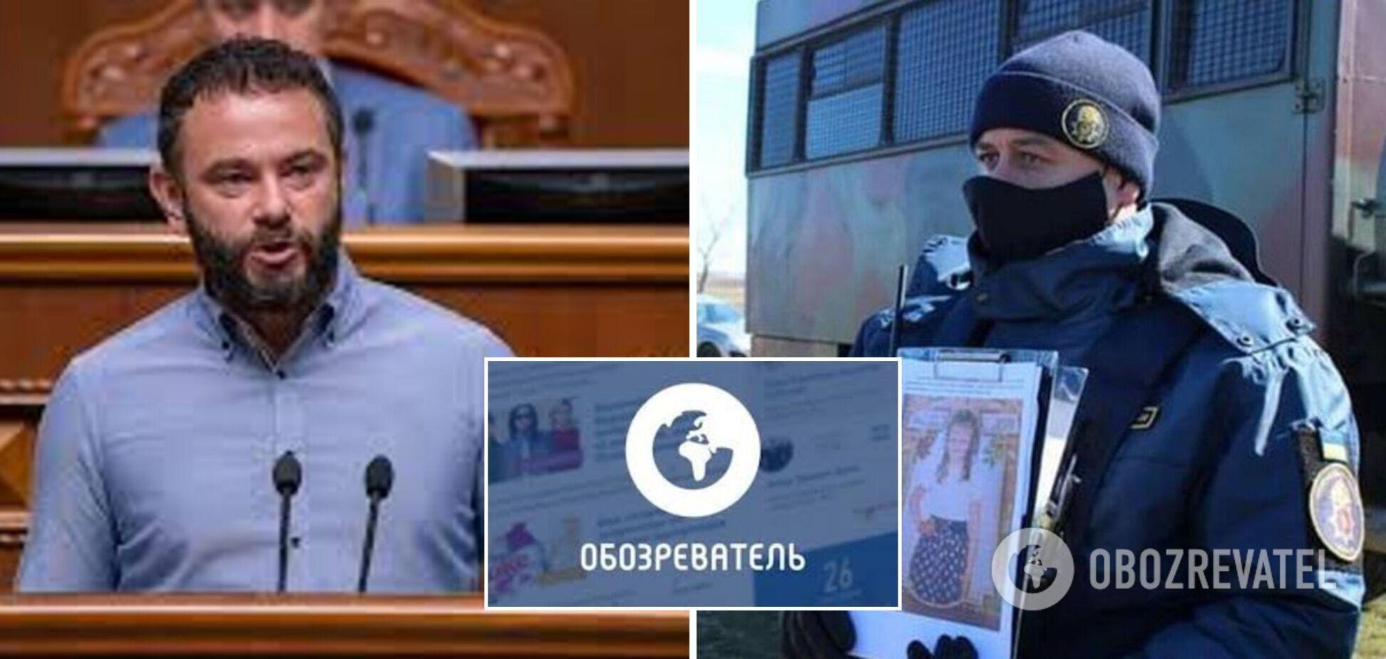 Новости Украины: задержан подозреваемый в убийстве Маши Борисовой и скандал с Дубинским