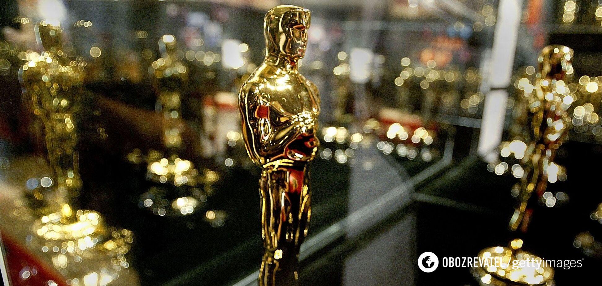 'Оскар-2021': оголошено номінантів на кінопремію