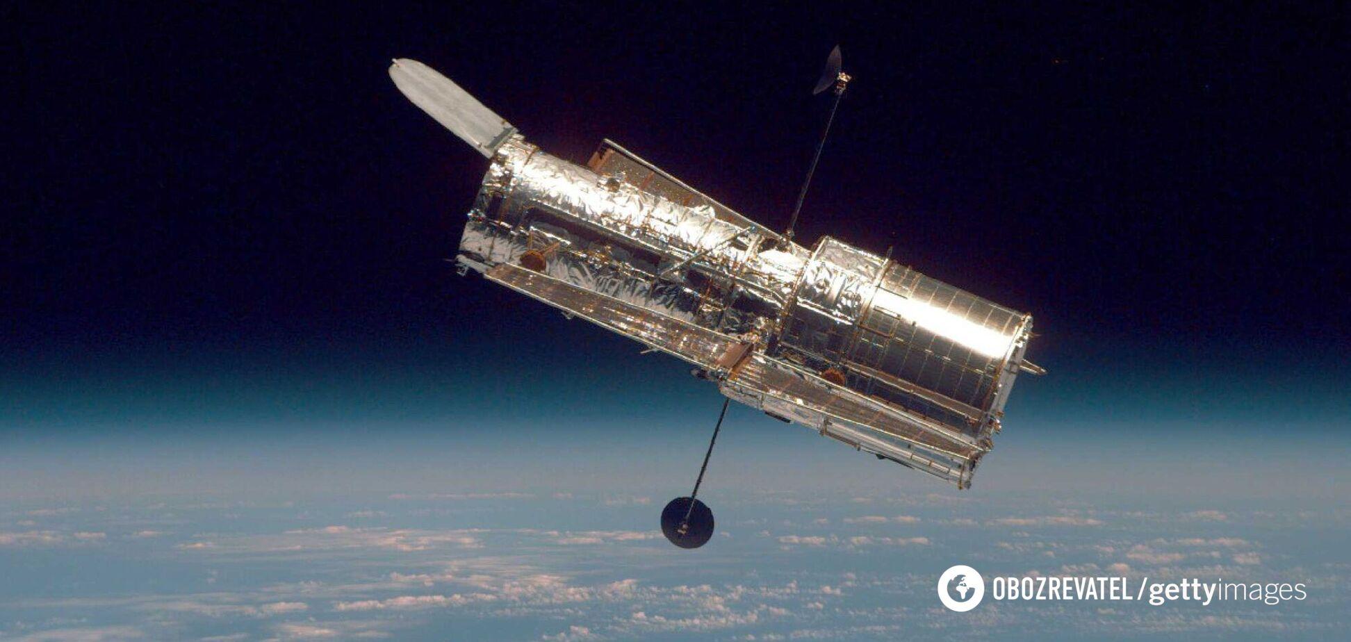 Hubble сделал фото редкой туманности в созвездии Лебедя