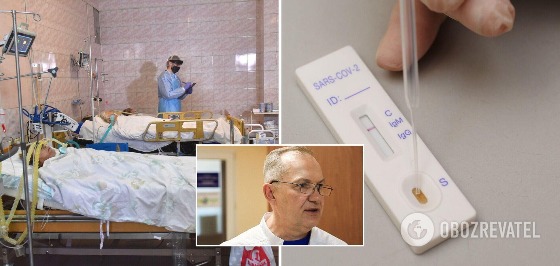 Гендиректор больницы Мечникова о новых масштабах пандемии: COVID-19 снова наступает