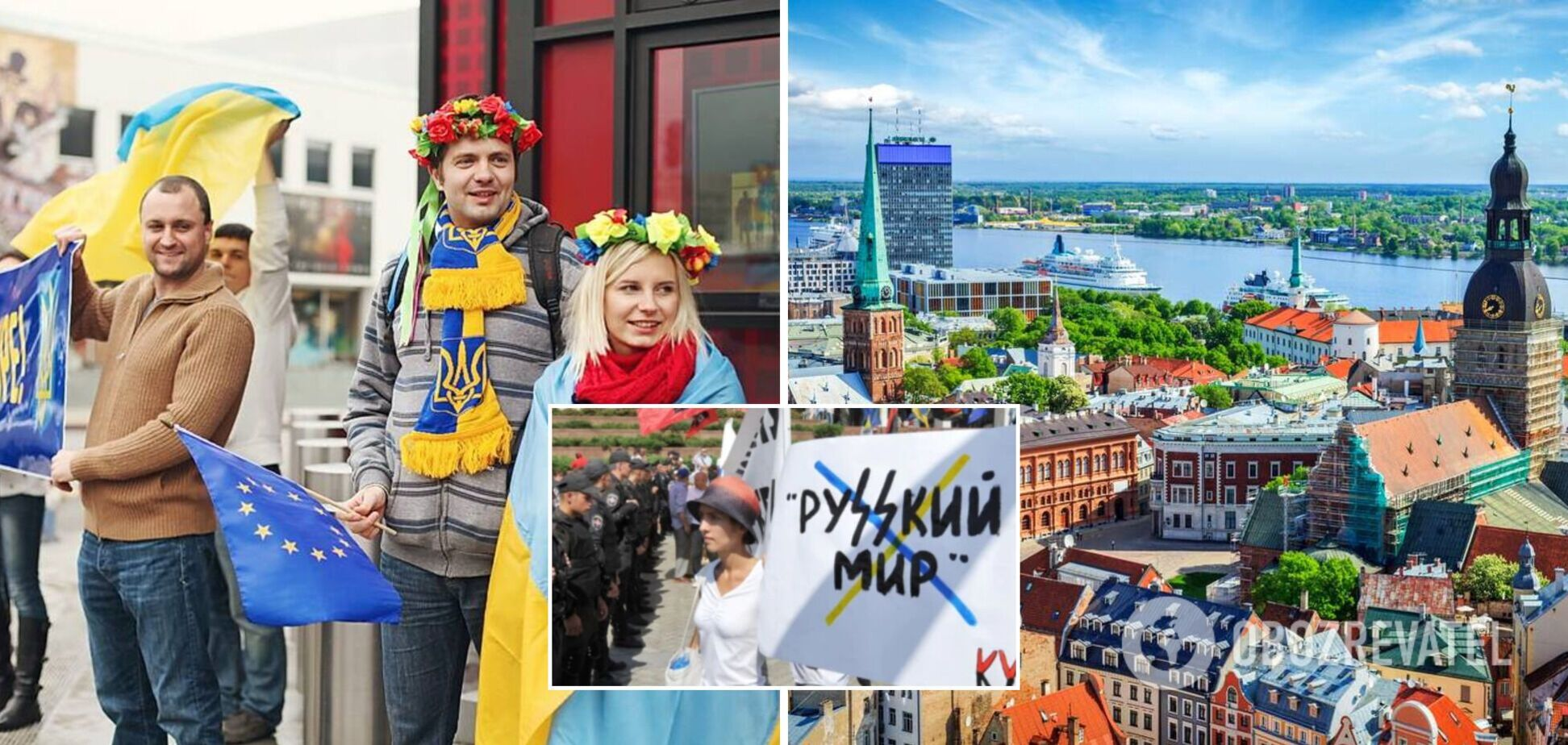 Украинцы в мире