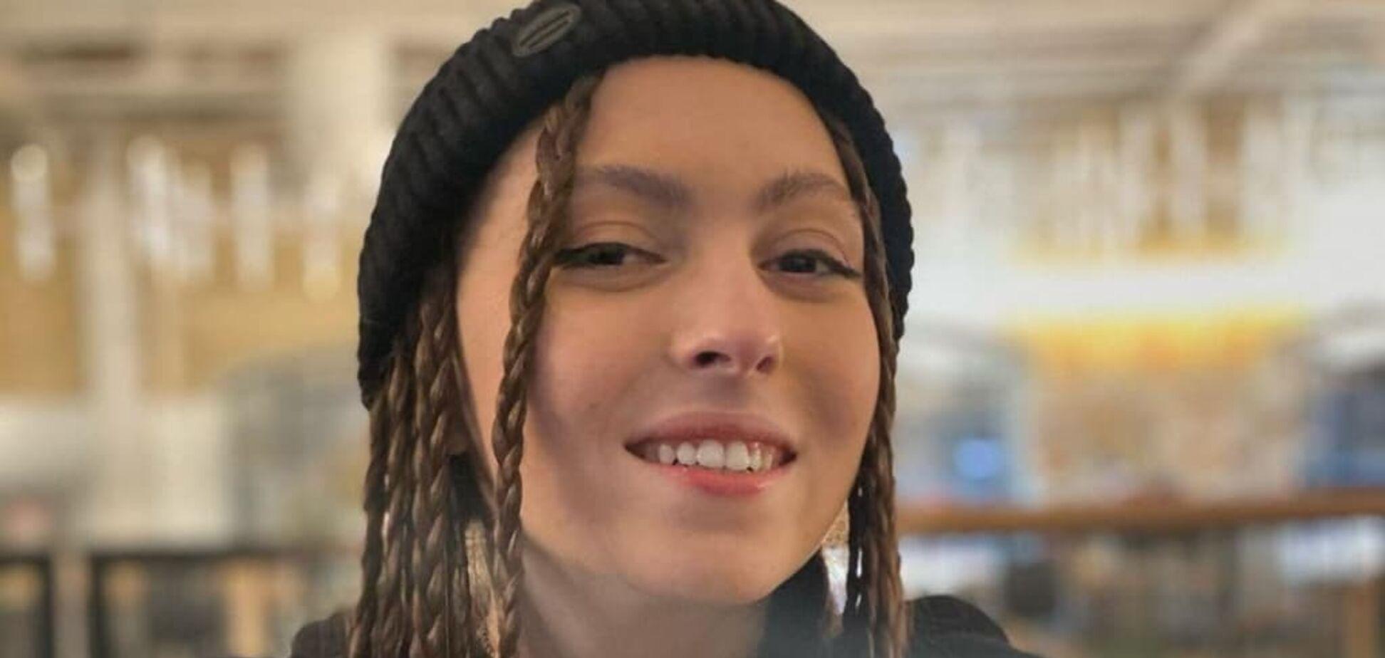 Маша Полякова показала новый цвет волос