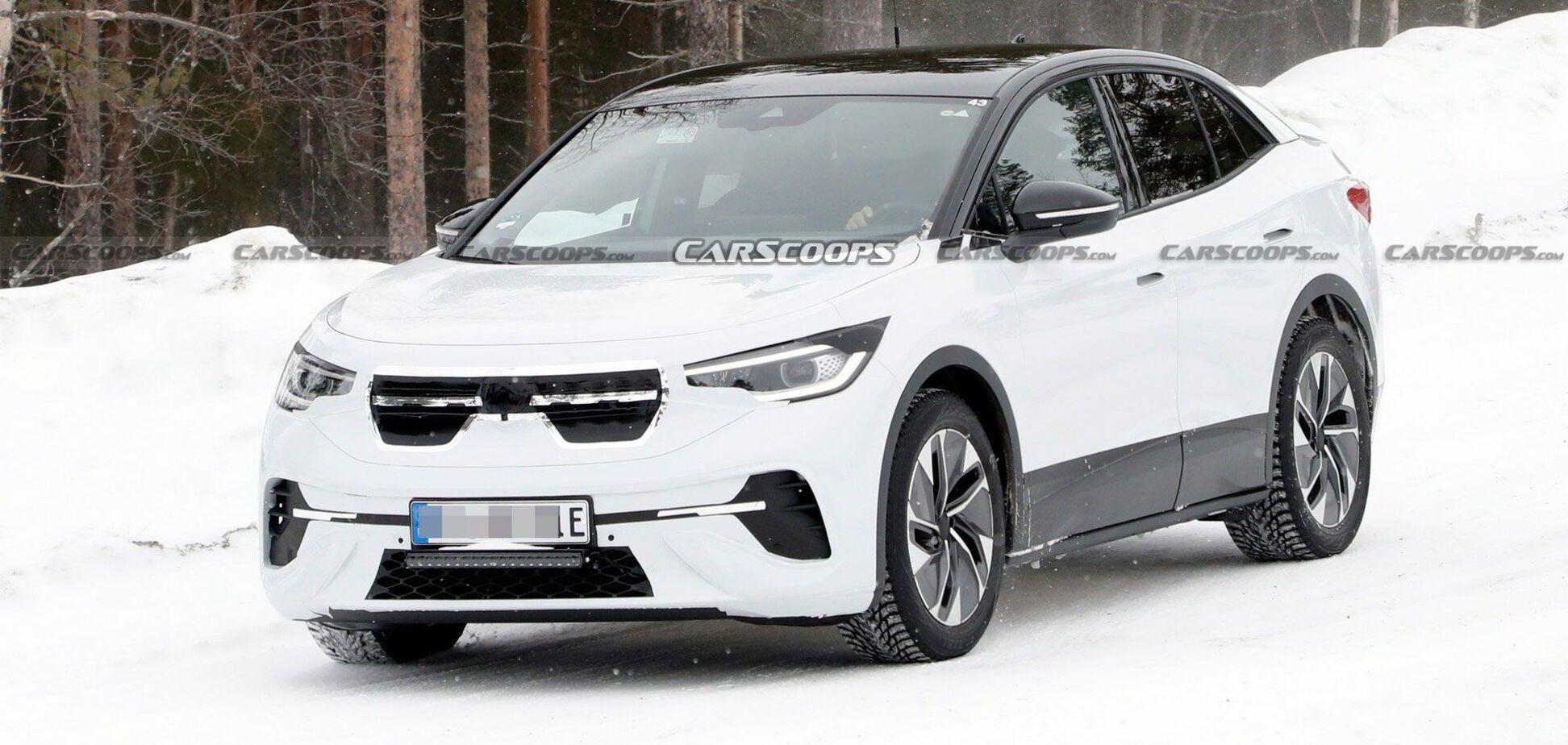 Новий електромобіль Volkswagen ID.5 помітили на тестах