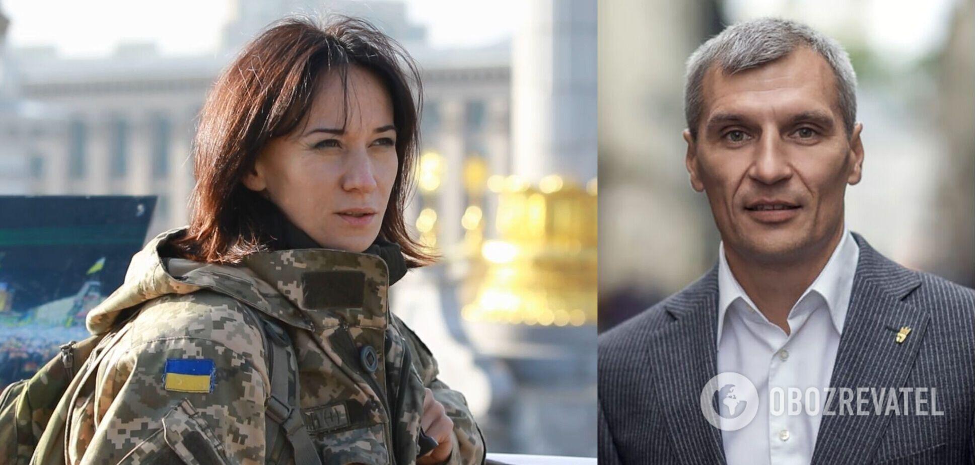 Зверобой сняла свою кандидатуру на выборах на Прикарпатье в пользу Кошулинского