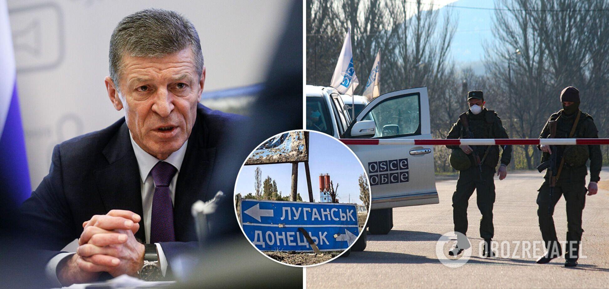 У Кремлі назвали 'міфом' мирний план Києва щодо Донбасу