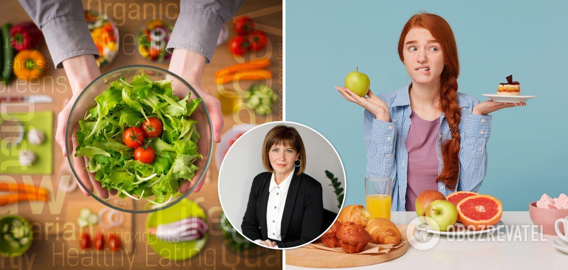 20 поширених міфів про харчування: розповідає дієтологиня Світлана Фус