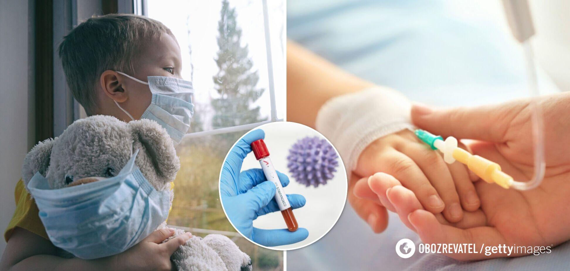 На Винниччине госпитализировали мальчика, который перестал говорить и ходить после COVID-19