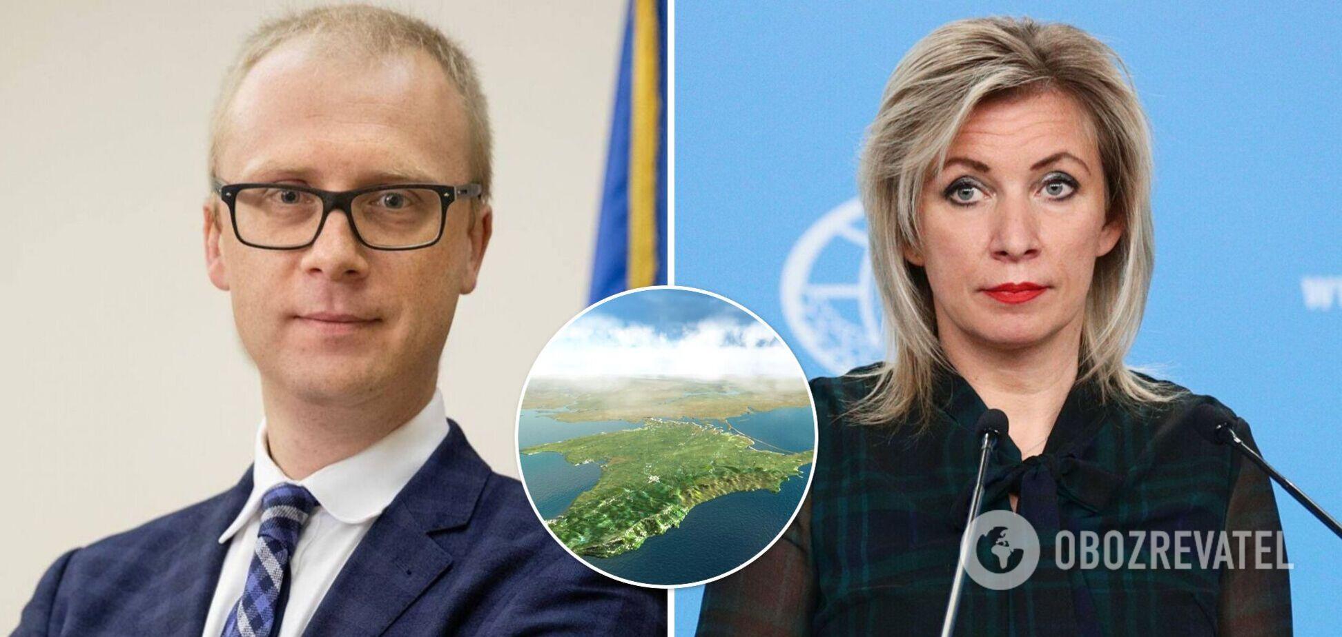 В МИД Украины обвинили Россию в буллинге по вопросу Крыма