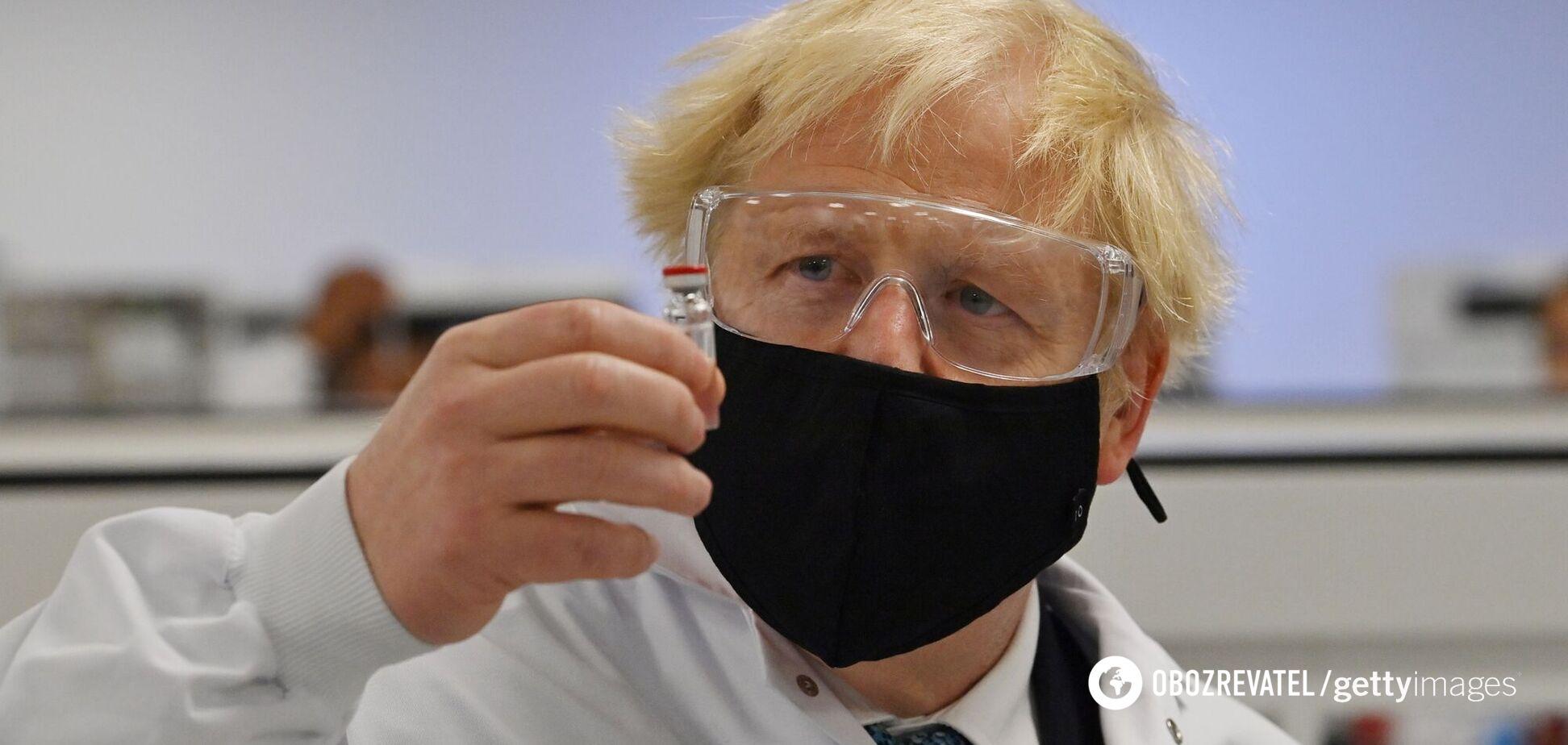 У Британії не знайшли причин зупиняти вакцинацію AstraZeneca