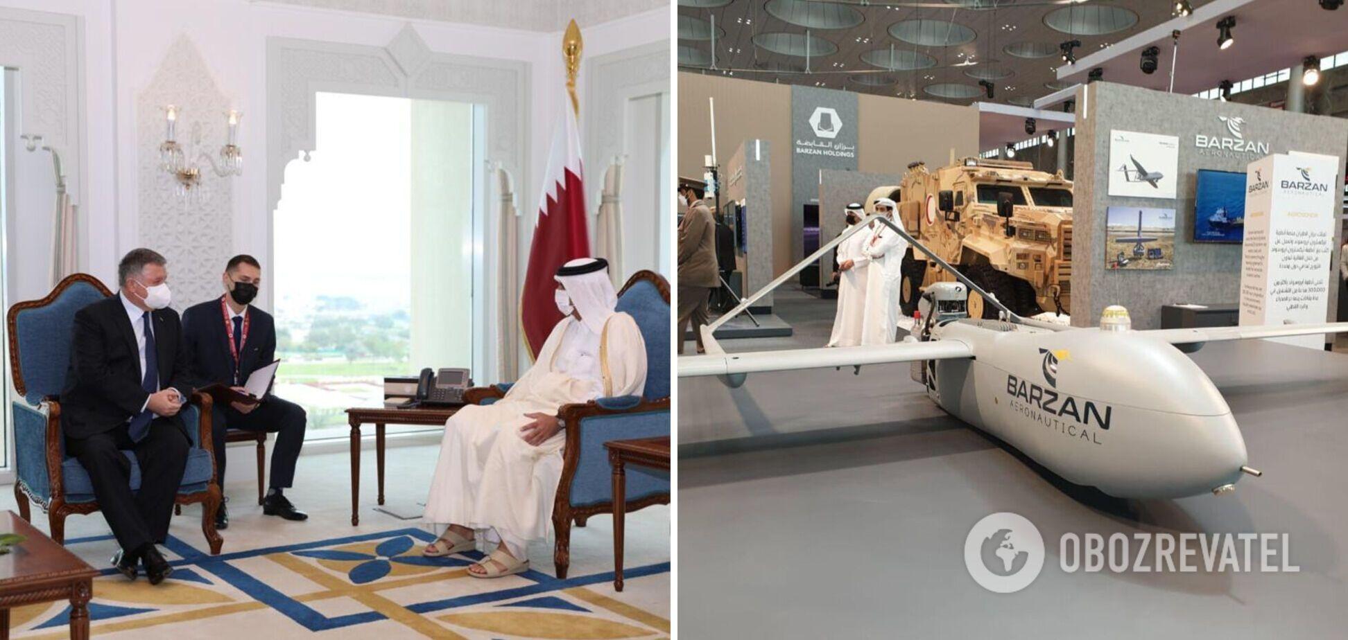 Аваков обговорив із прем'єром Катару співробітництво в поліцейській і військовій сферах. Фото