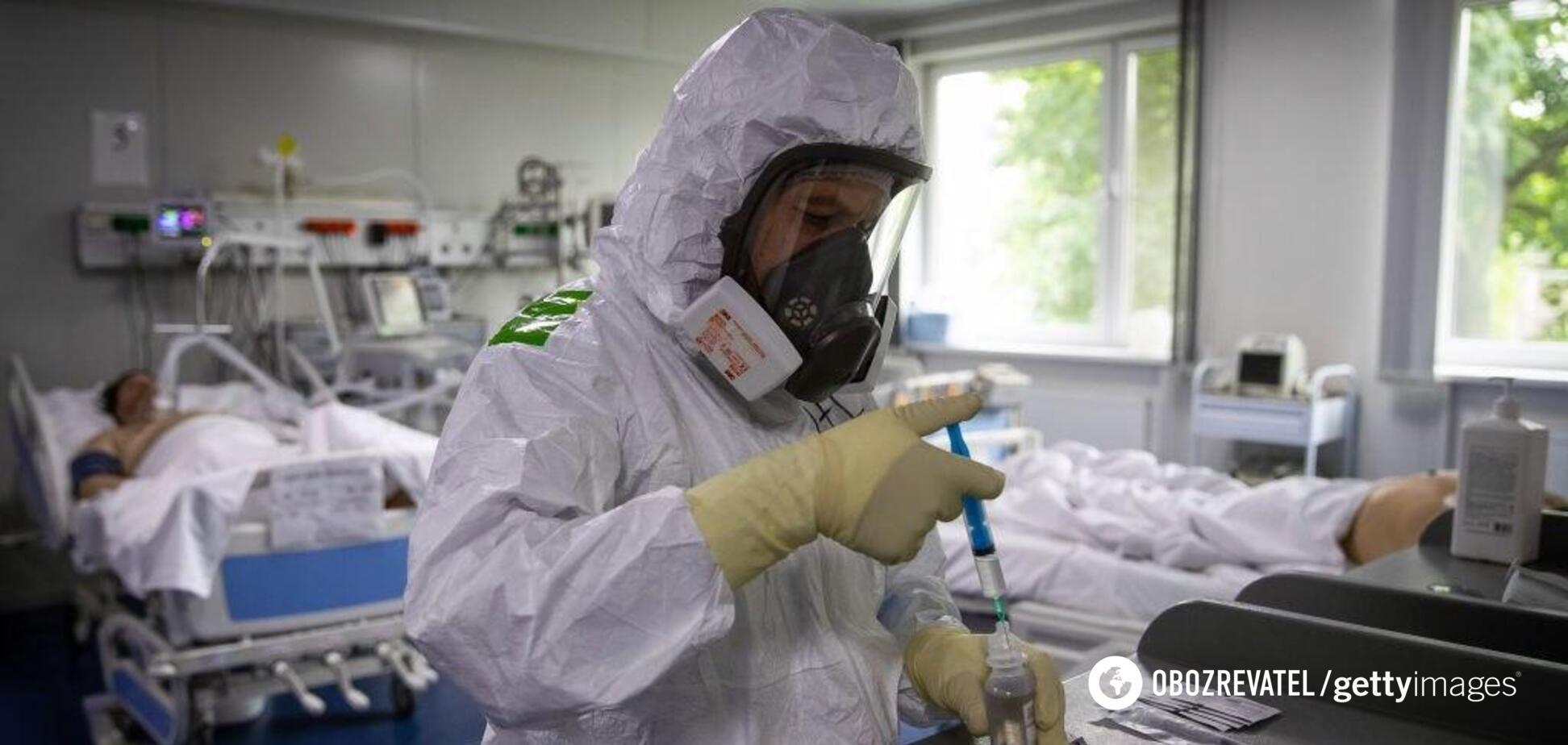 Лікування хворих на коронавірус