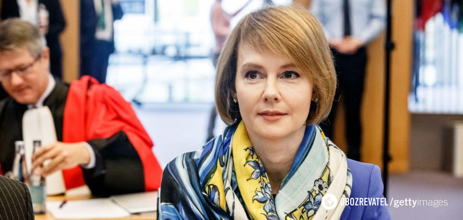 Ексзаступниця міністра закордонних справ України Лана Зеркаль