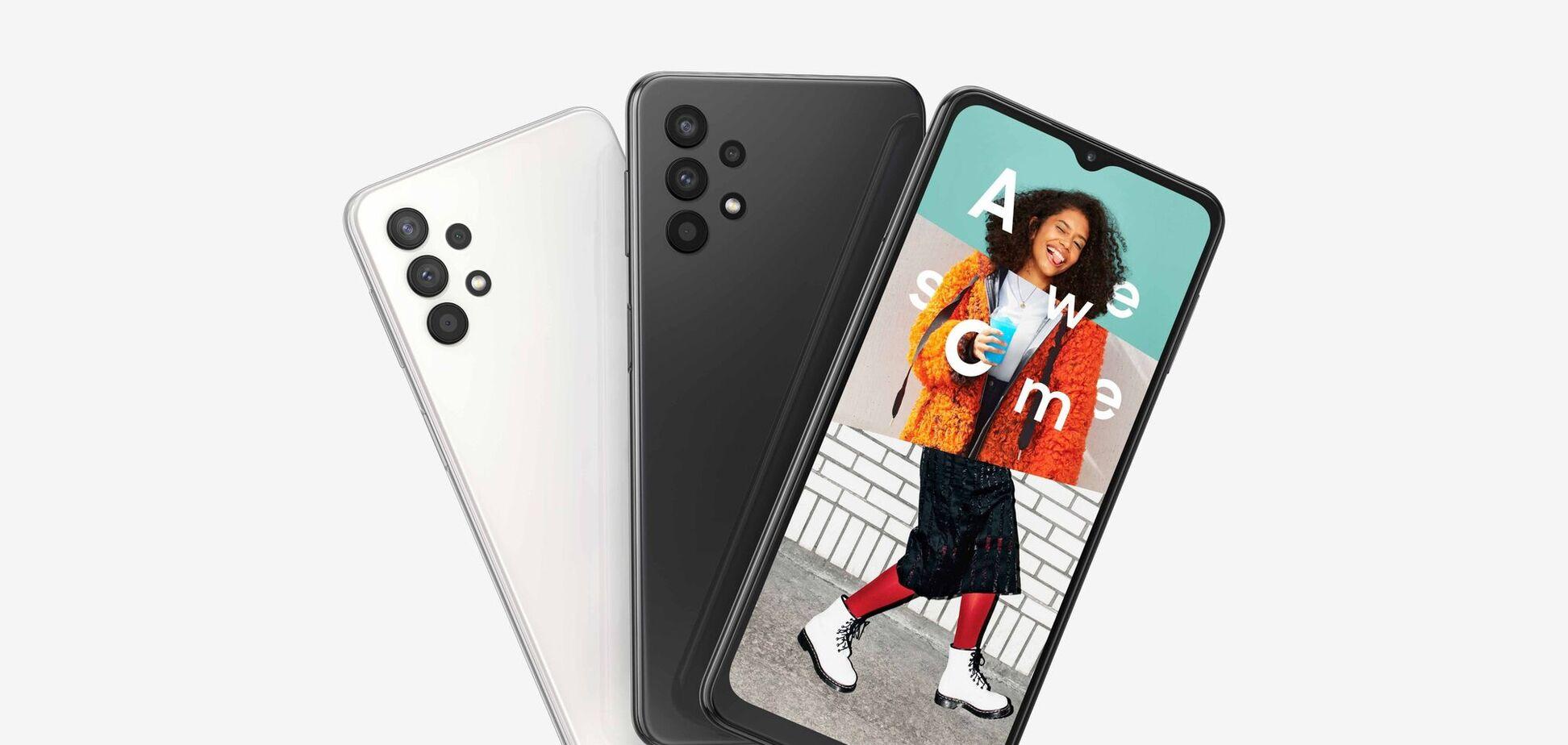 У Samsung презентували нові смартфони із серії Galaxy A 2021: що в них особливого
