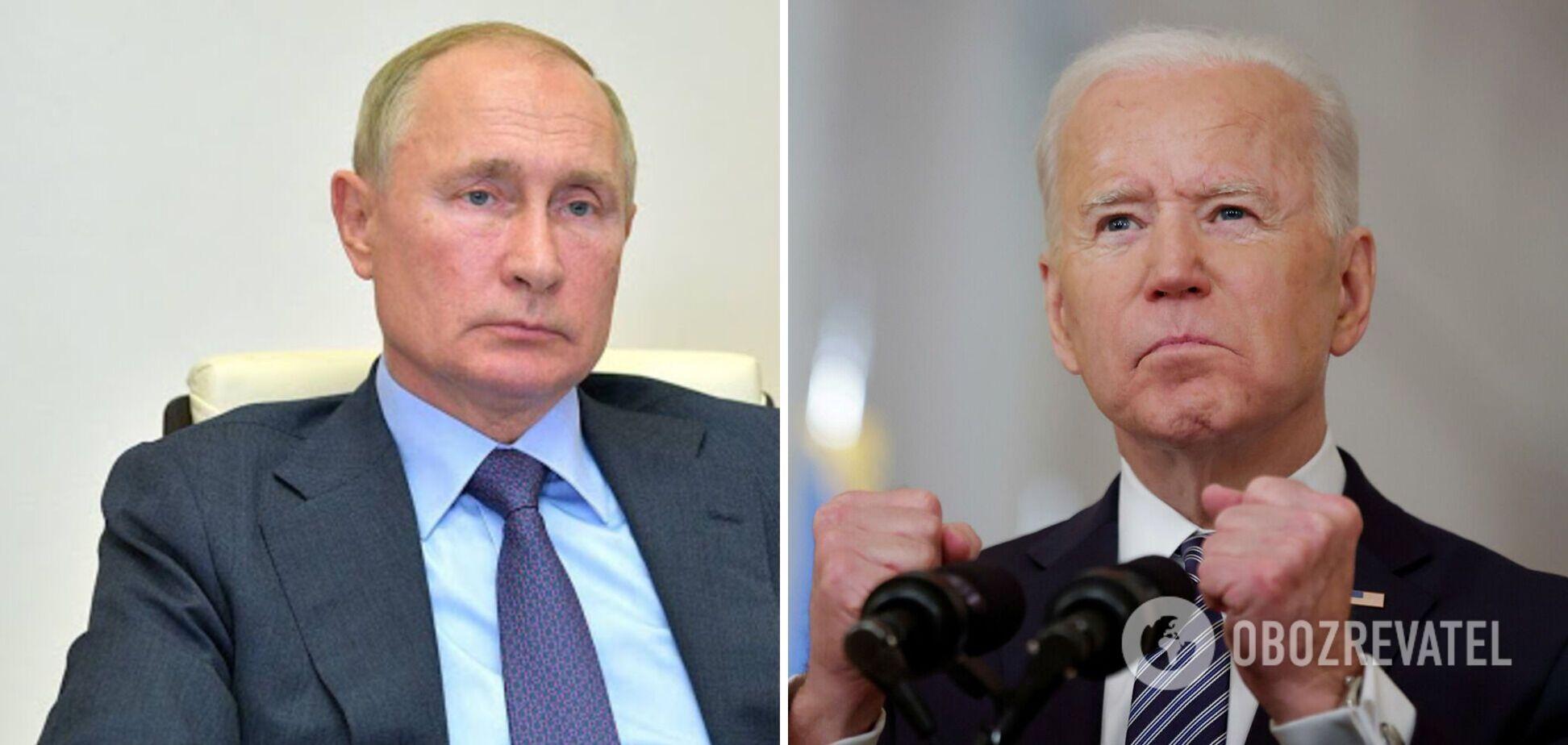 У Білому домі заявили, що Росія відповість за свої дії