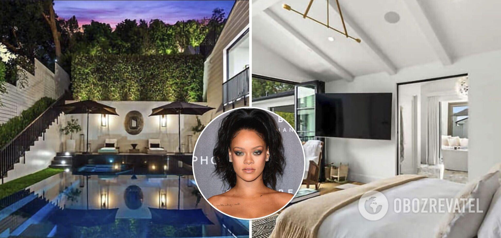 Ріанна купила маєток за 13 млн доларів: як він виглядає