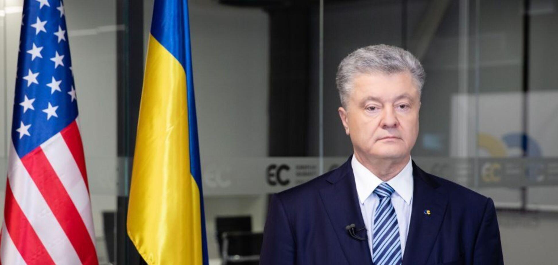 Порошенко: заява Байдена про Путіна для українців на вагу золота