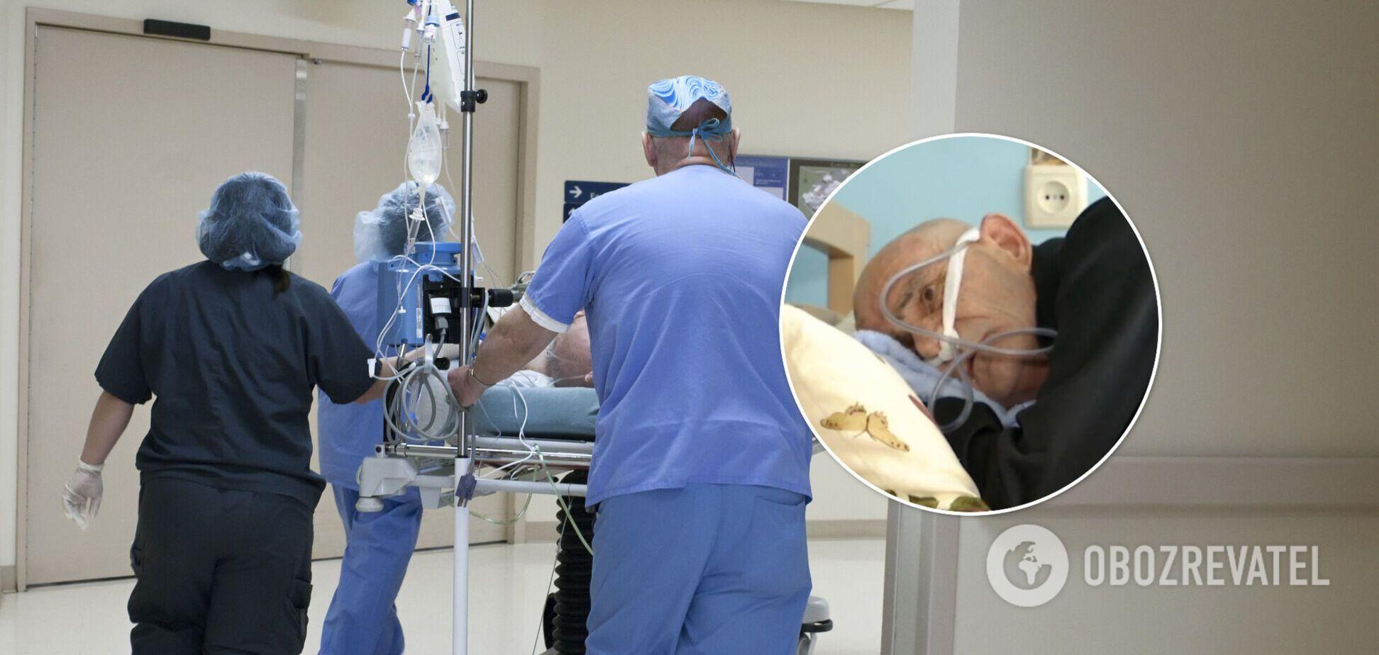 Врачи по ошибке удалили мужчине глаз вместо опухоли