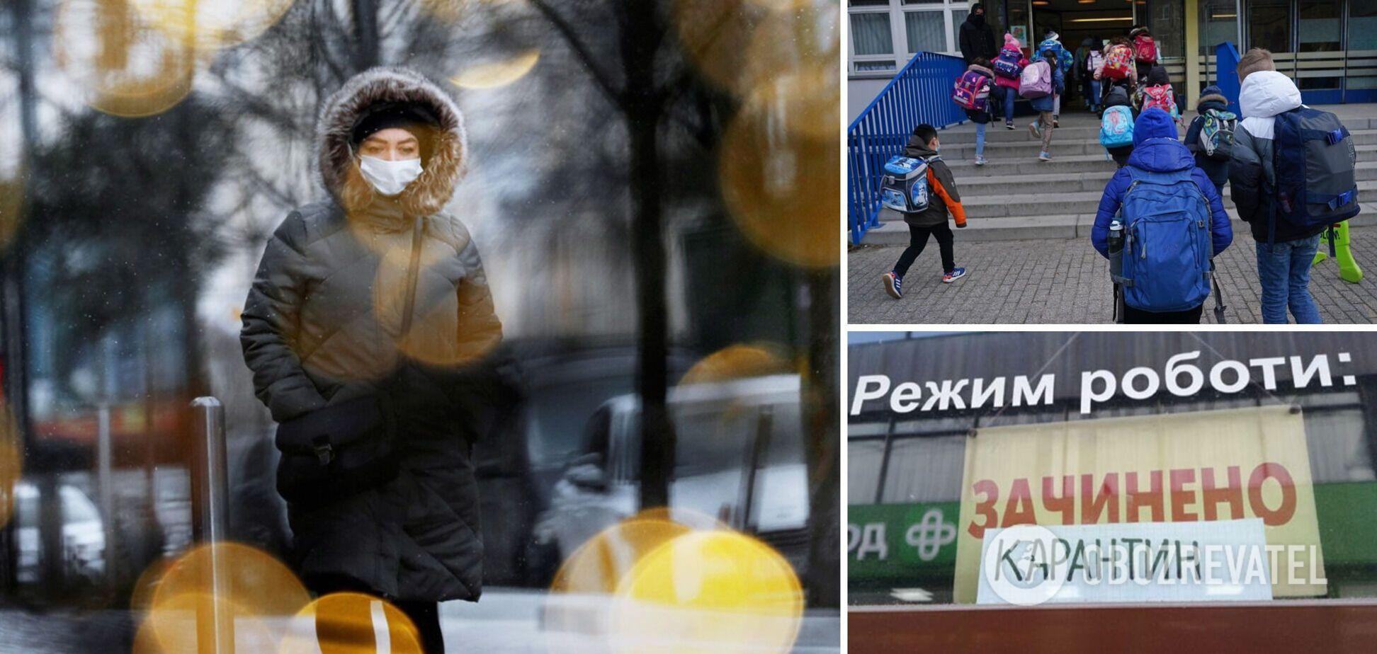 Если в Киеве не улучшится ситуация с COVID-19, то локдаун продлят до 10 мая, – Кличко