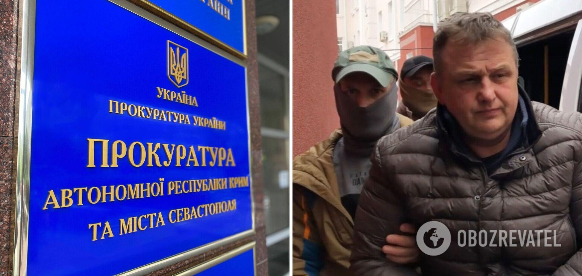 В Україні відкрили справу через арешт у Криму журналіста 'за шпигунство'