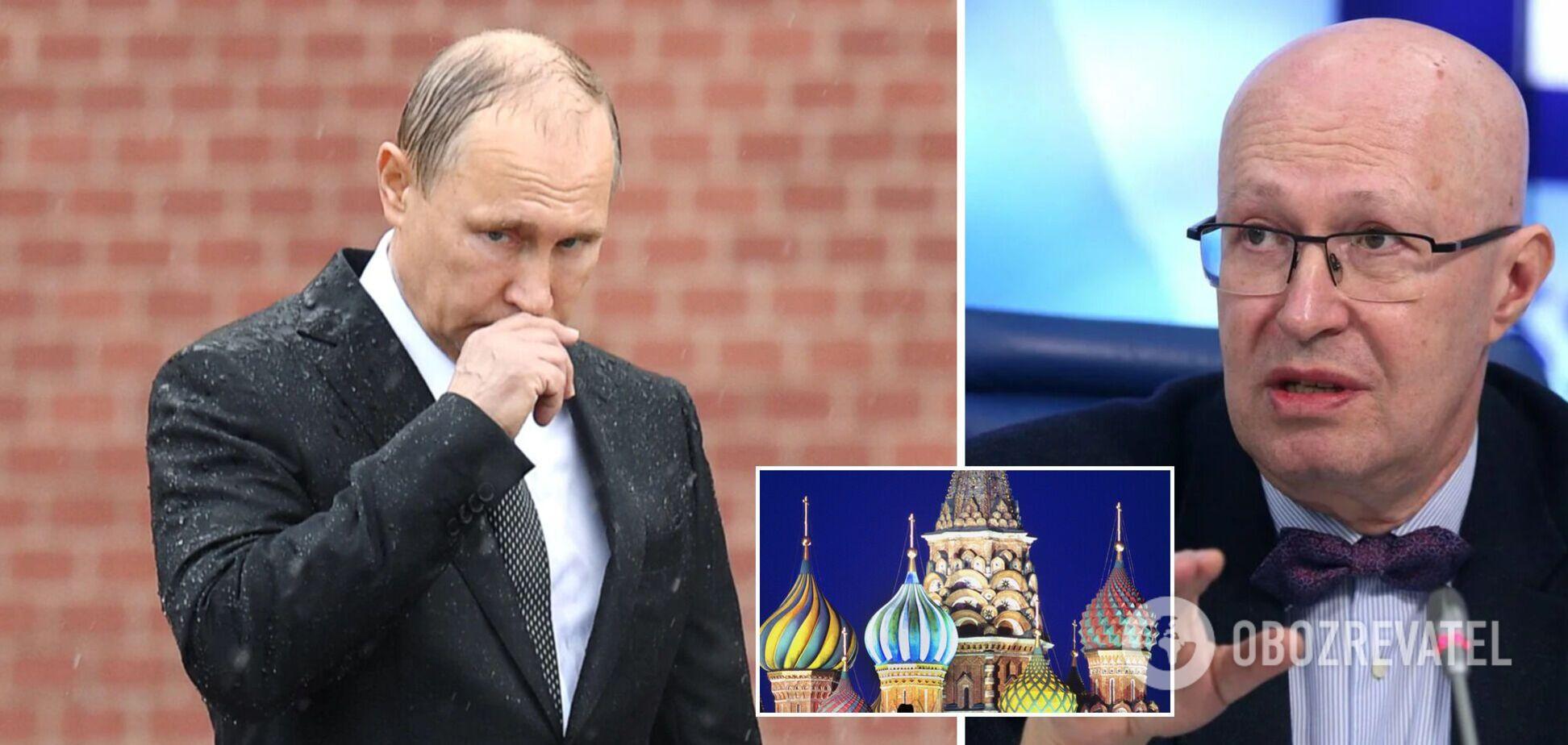 Преемником Путина может стать женщина, – Соловей