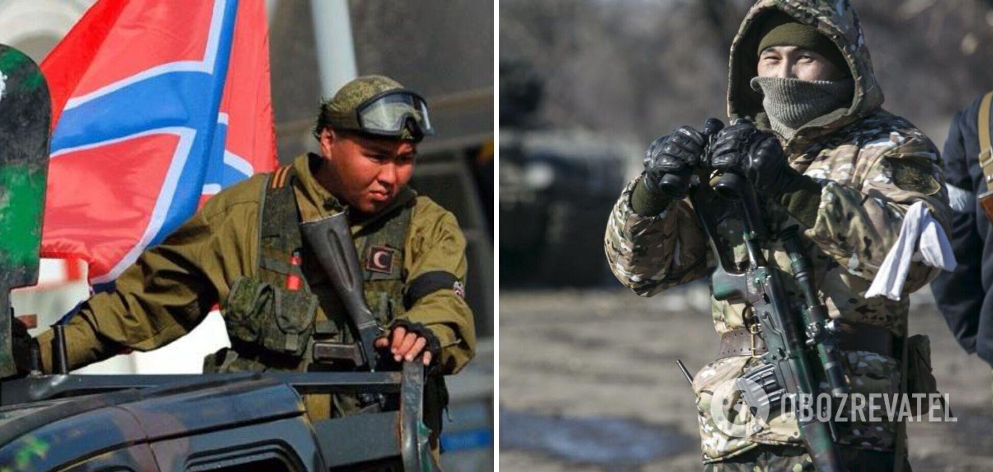 'Вы бурят? Как я рад!': кто приехал из России на Донбасс воевать