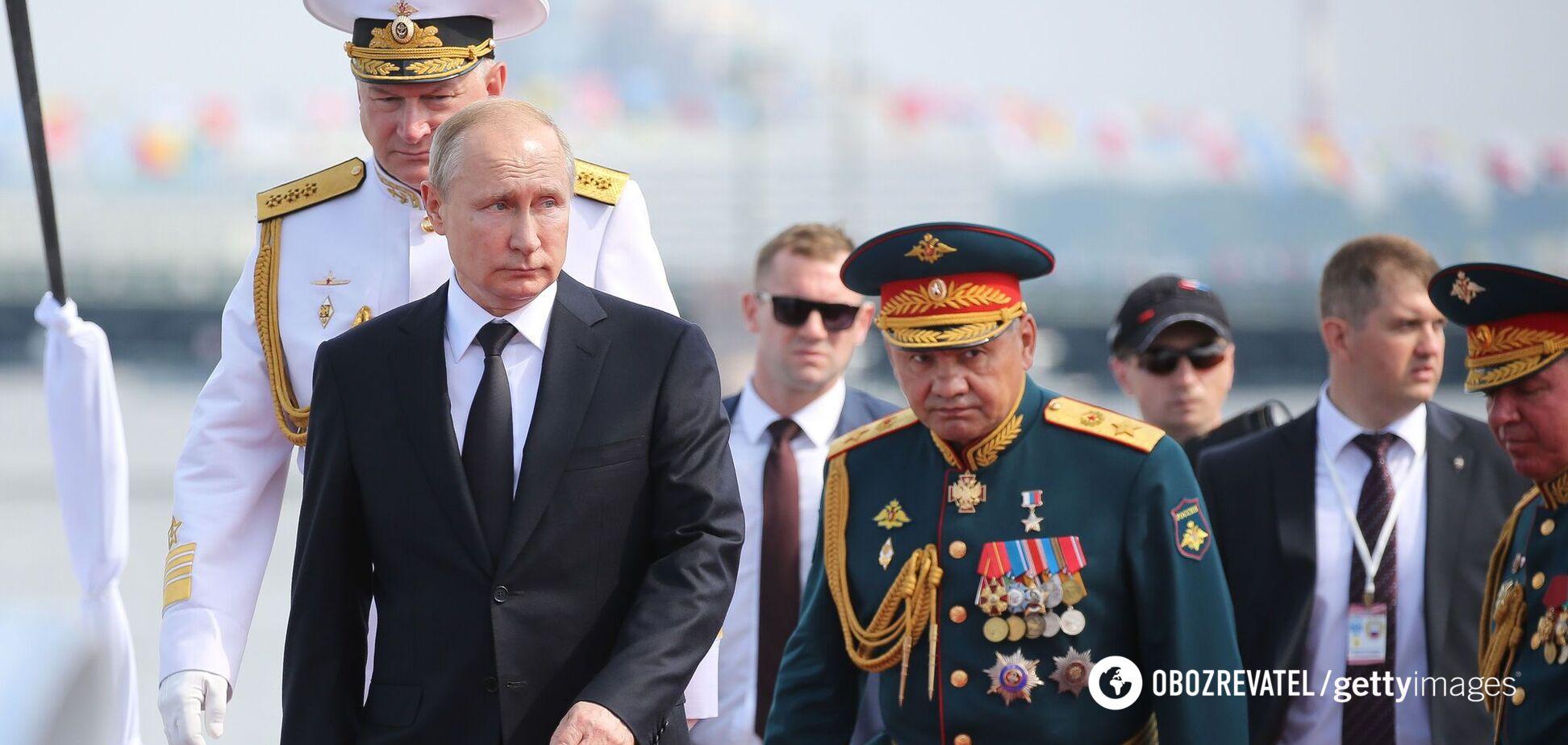 У Путина нет денег на большую войну против Украины, – Жданов