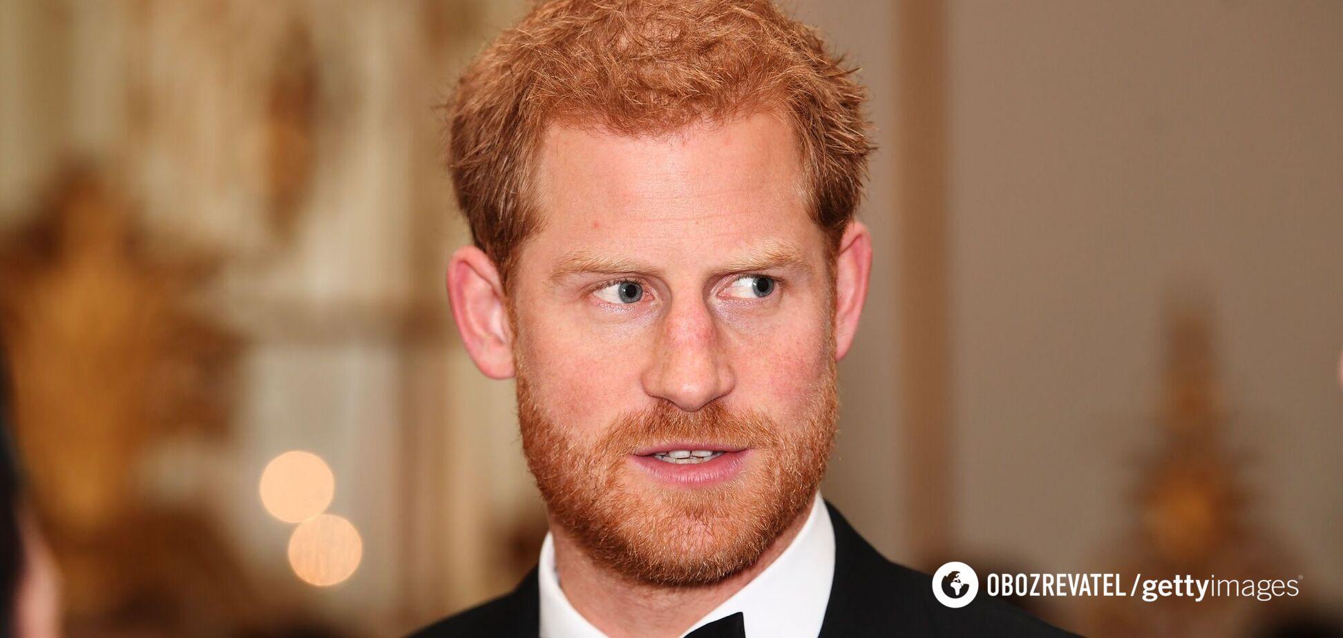 Принца Гарри обвинили в 'злоупотреблениидоверием'