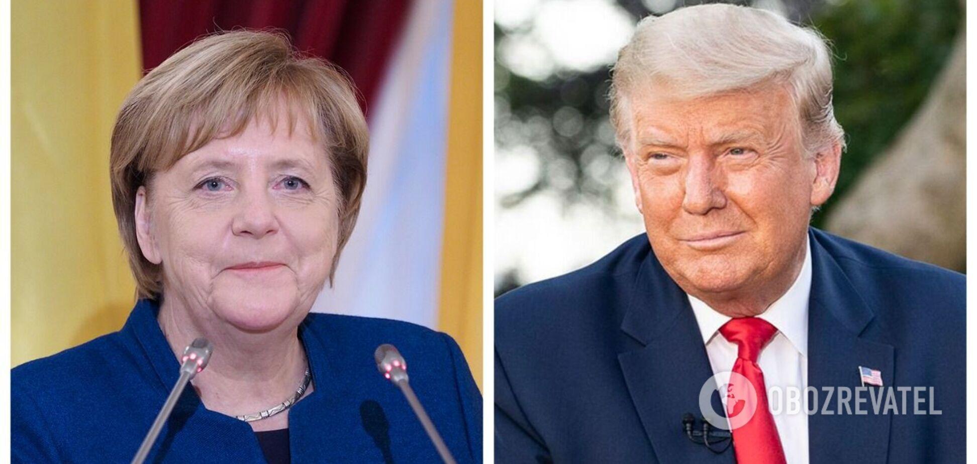 Як виглядали Меркель, Трамп, Макрон і Байден у 90-х. Фото