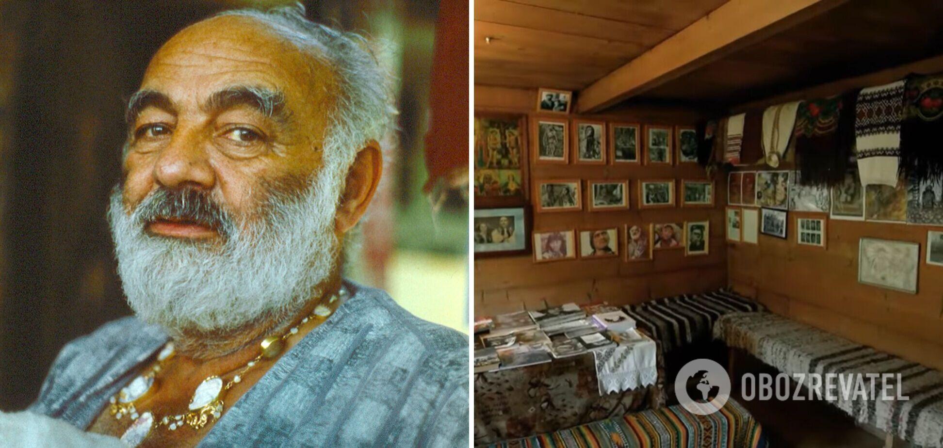 В сети показали легендарный дом Параджанова в Карпатах. Фото и видео
