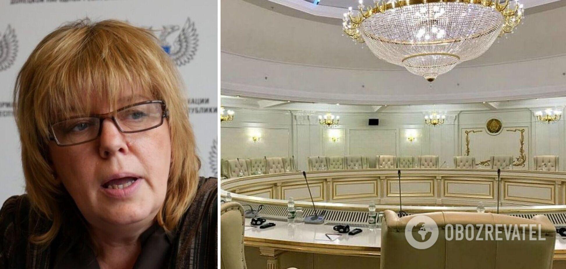 Росія знову привела в ТКГ засуджену за тероризм і заявила про 'військову авантюру Києва'
