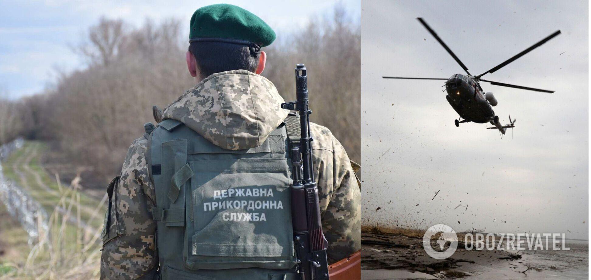 РФ предсказуемо прокомментировала нарушение вертолетом украинской границы