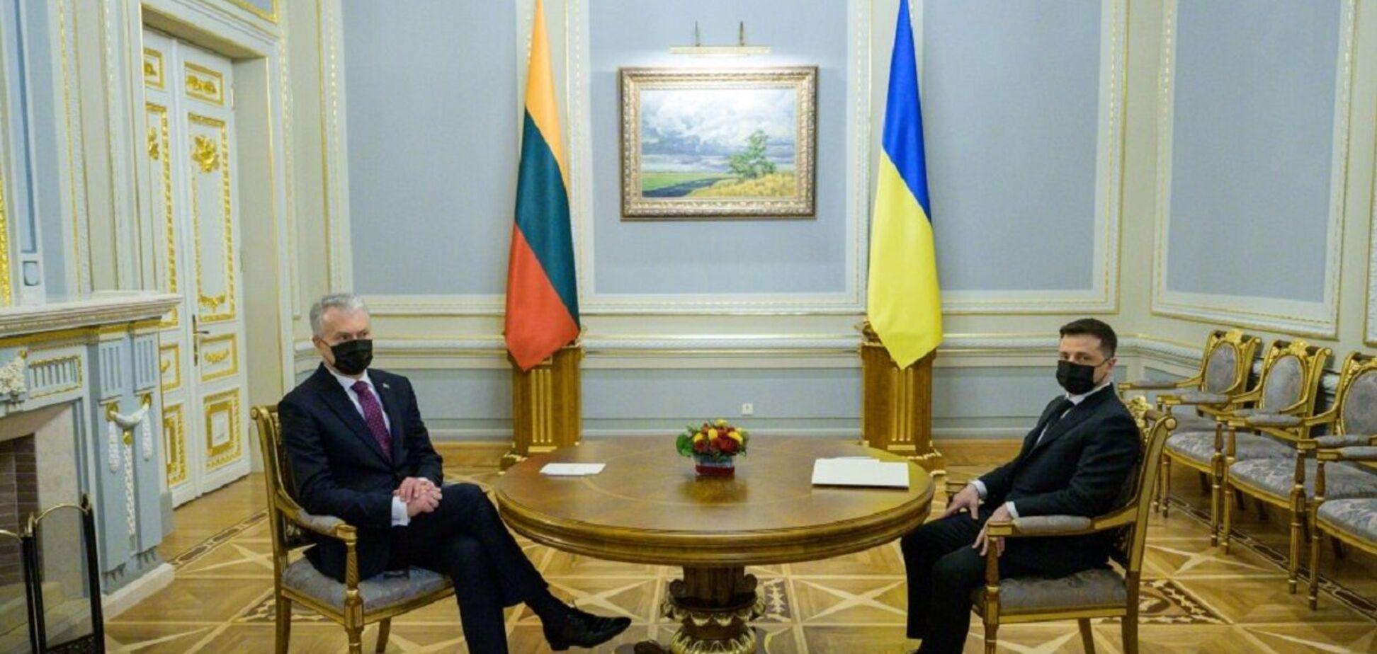 Литва підтримає вступ України в ЄС: підписано документ