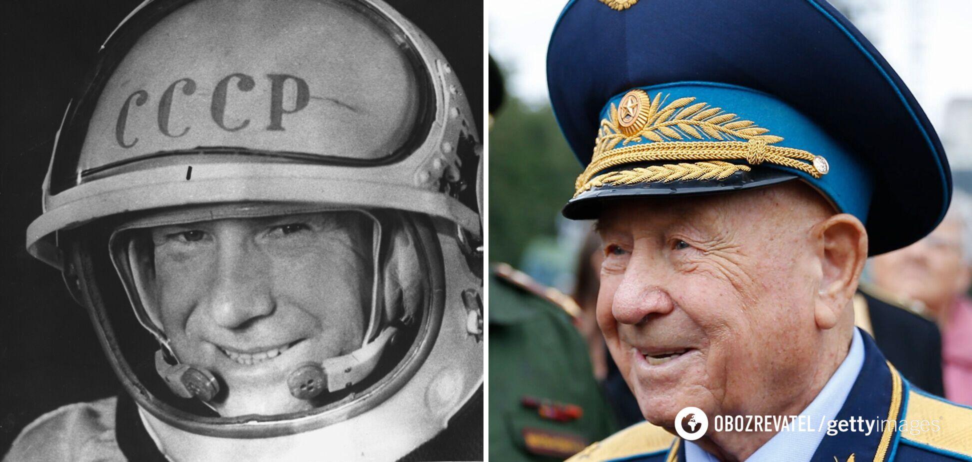 Алексей Леонов родился 30 мая 1934 года в Сибири