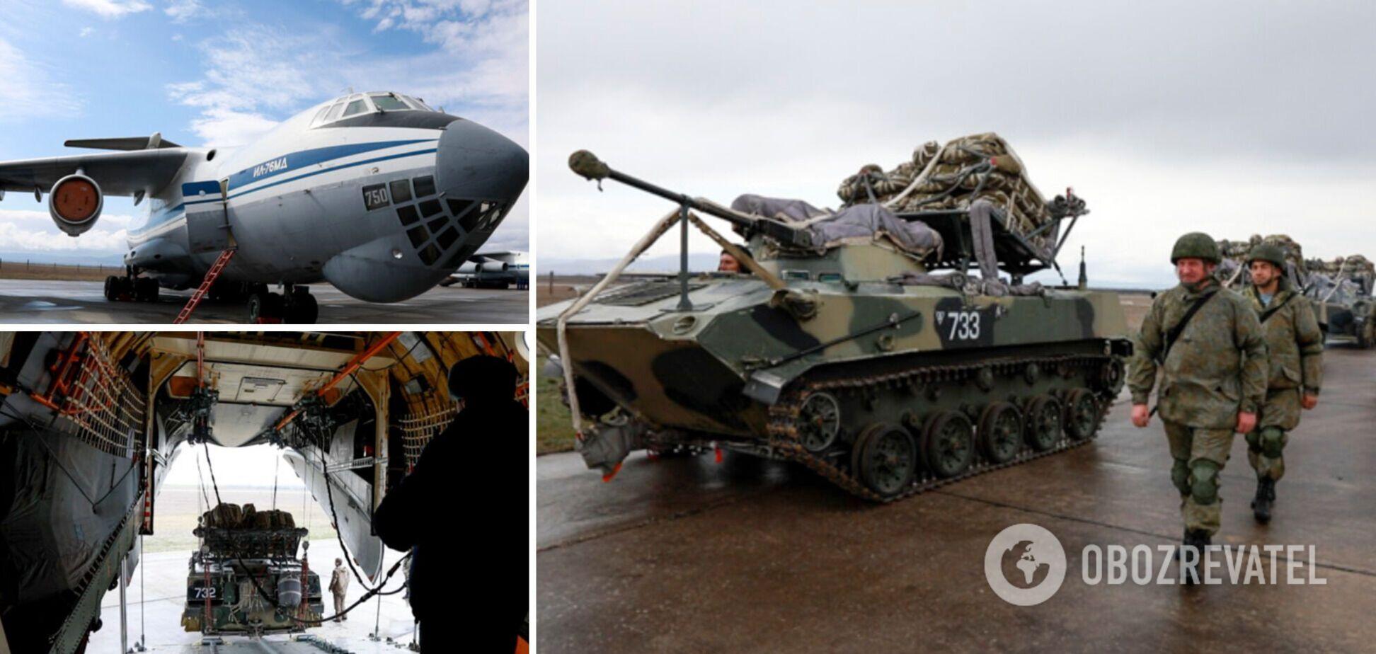 Навчання армії РФ в Криму