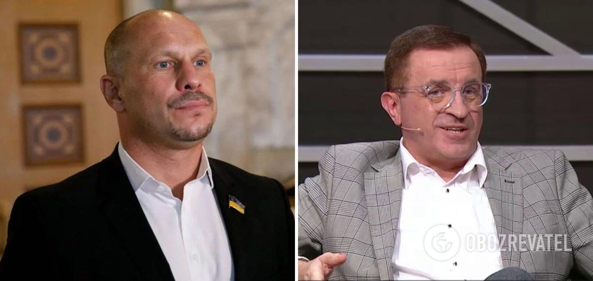 В ОПЗЖ вирішили взяти на поруки 'експерта' з каналів Медведчука, підозрюваного у держзраді