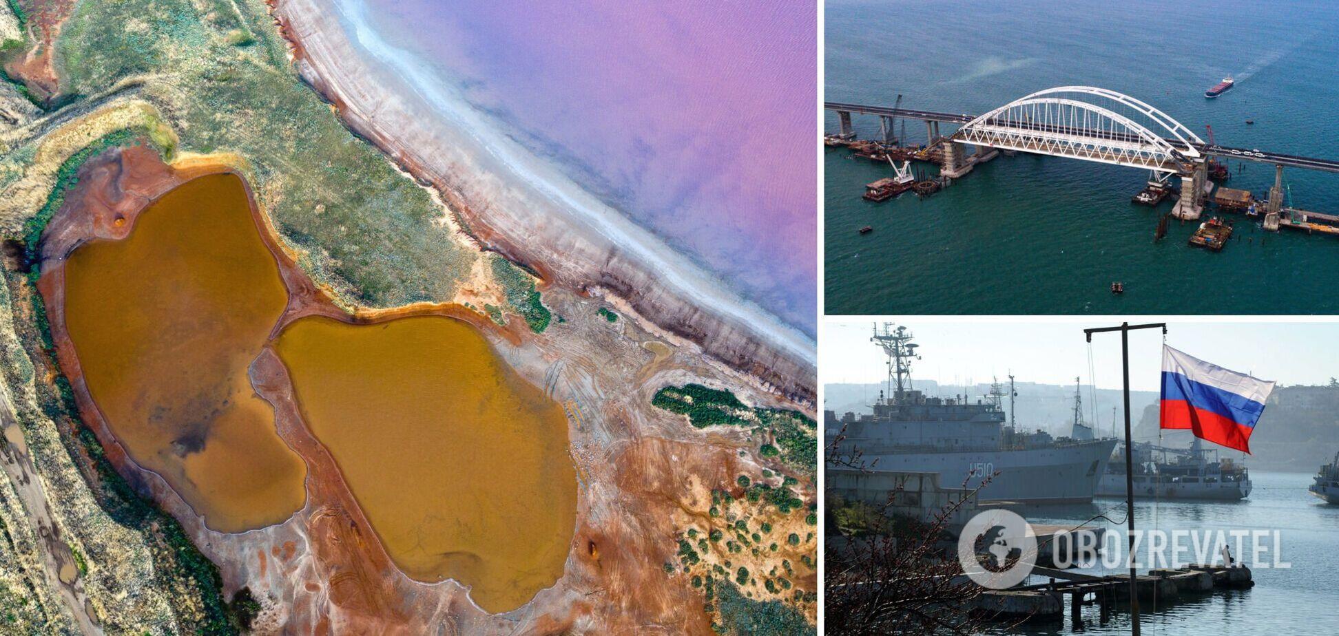Сенченко: проблему с водой в Крыму решить невозможно, россияне выедут за две недели