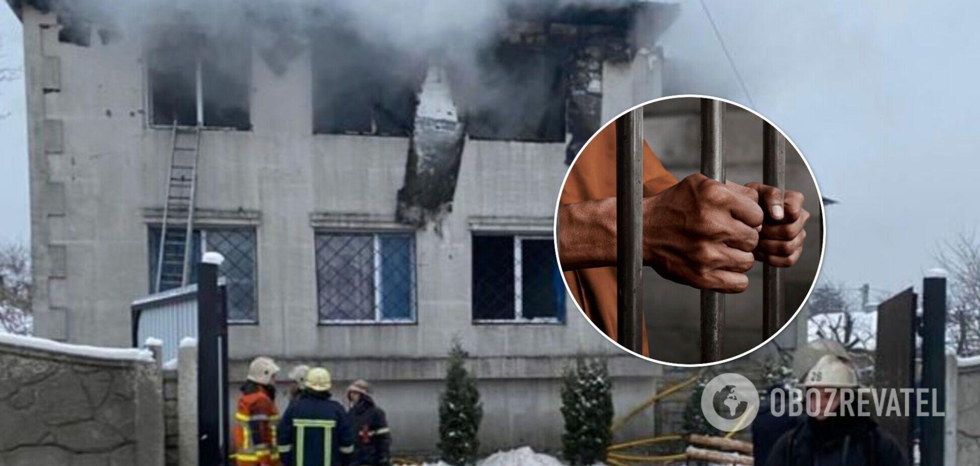 Смертельные пожары в Харькове и Одессе: в Раде предложили сажать в тюрьму за служебную халатность