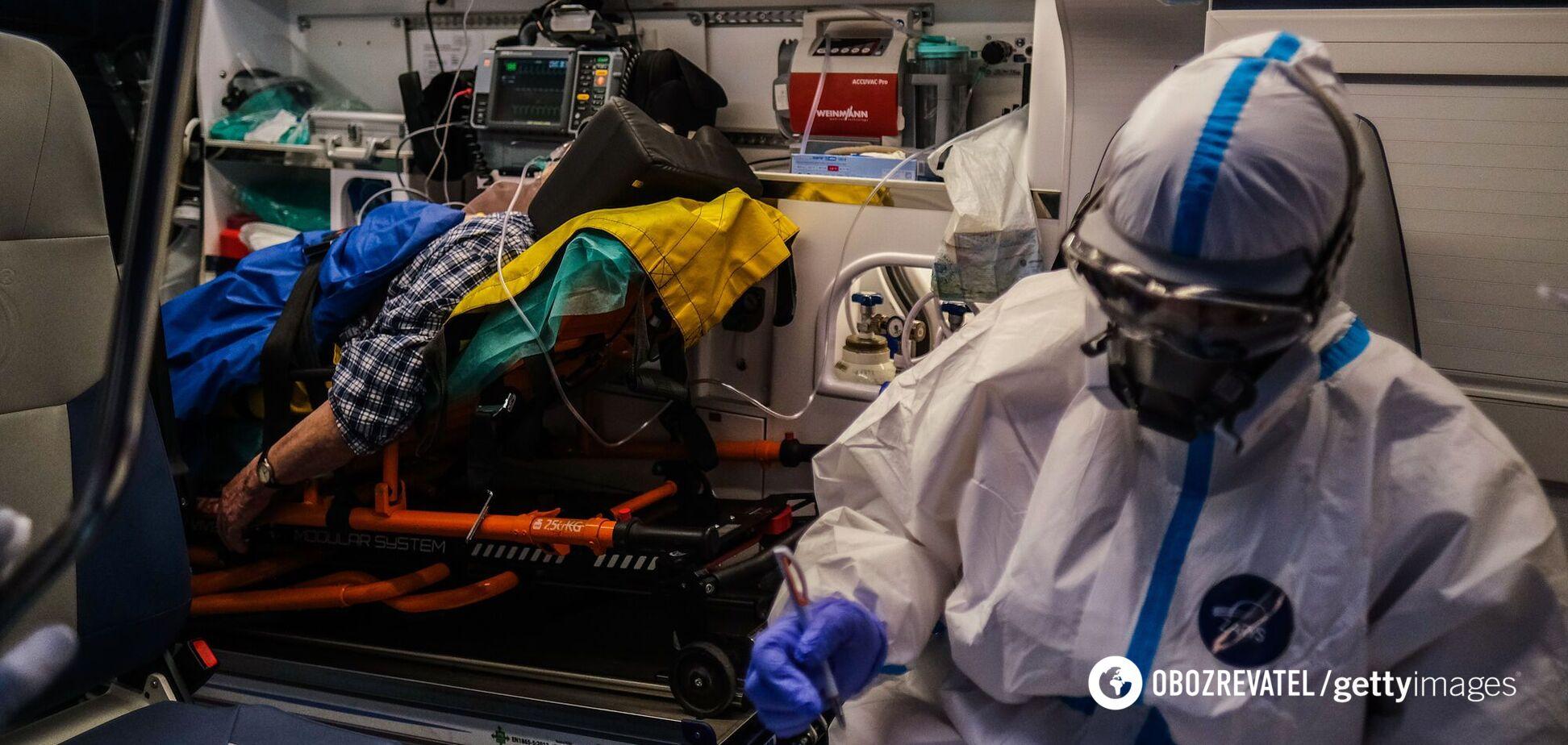 Больницы загружены на 100%, – медики об обострении ситуации с COVID-19 в Киеве