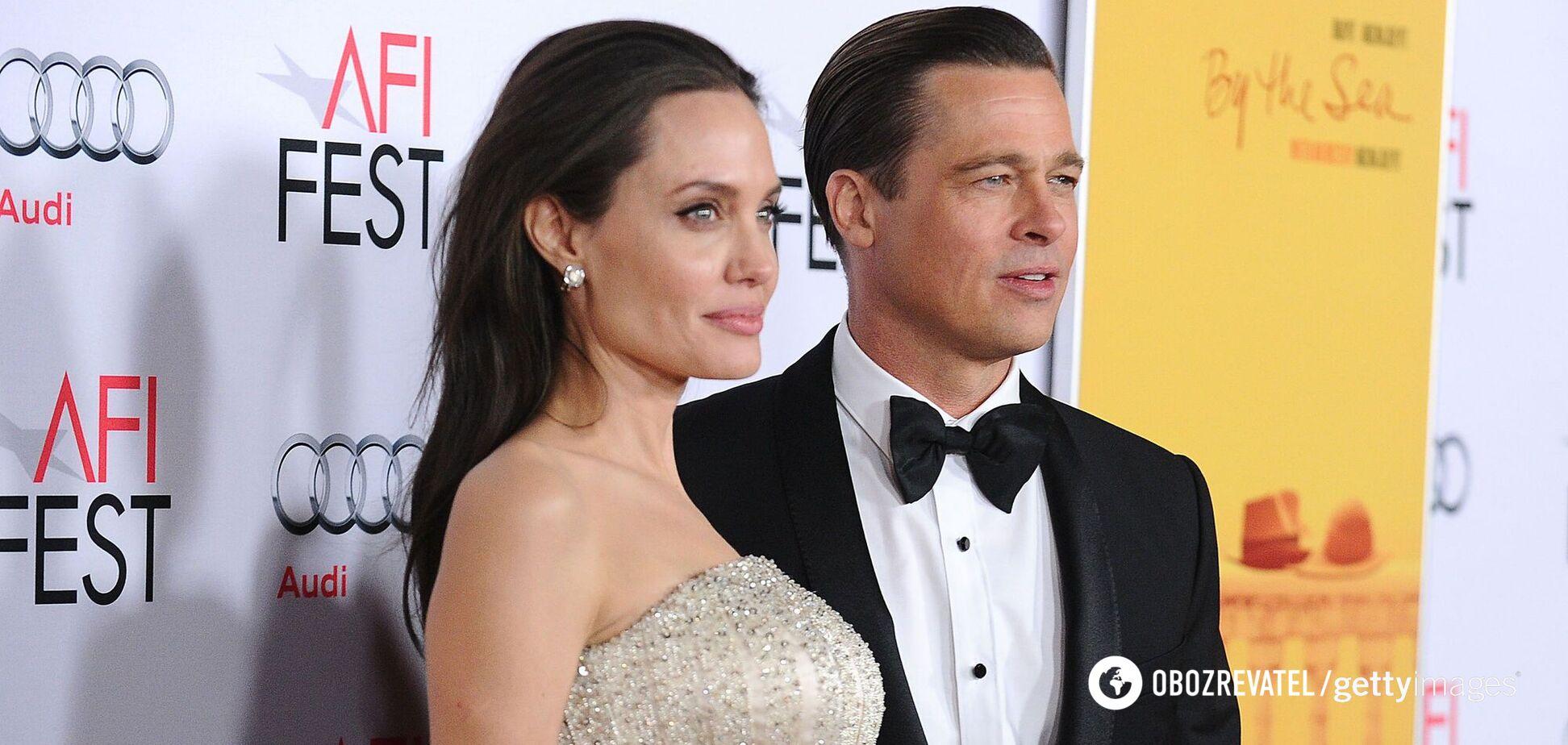 Джолі планує звинуватити Пітта в домашньому насильстві – ЗМІ