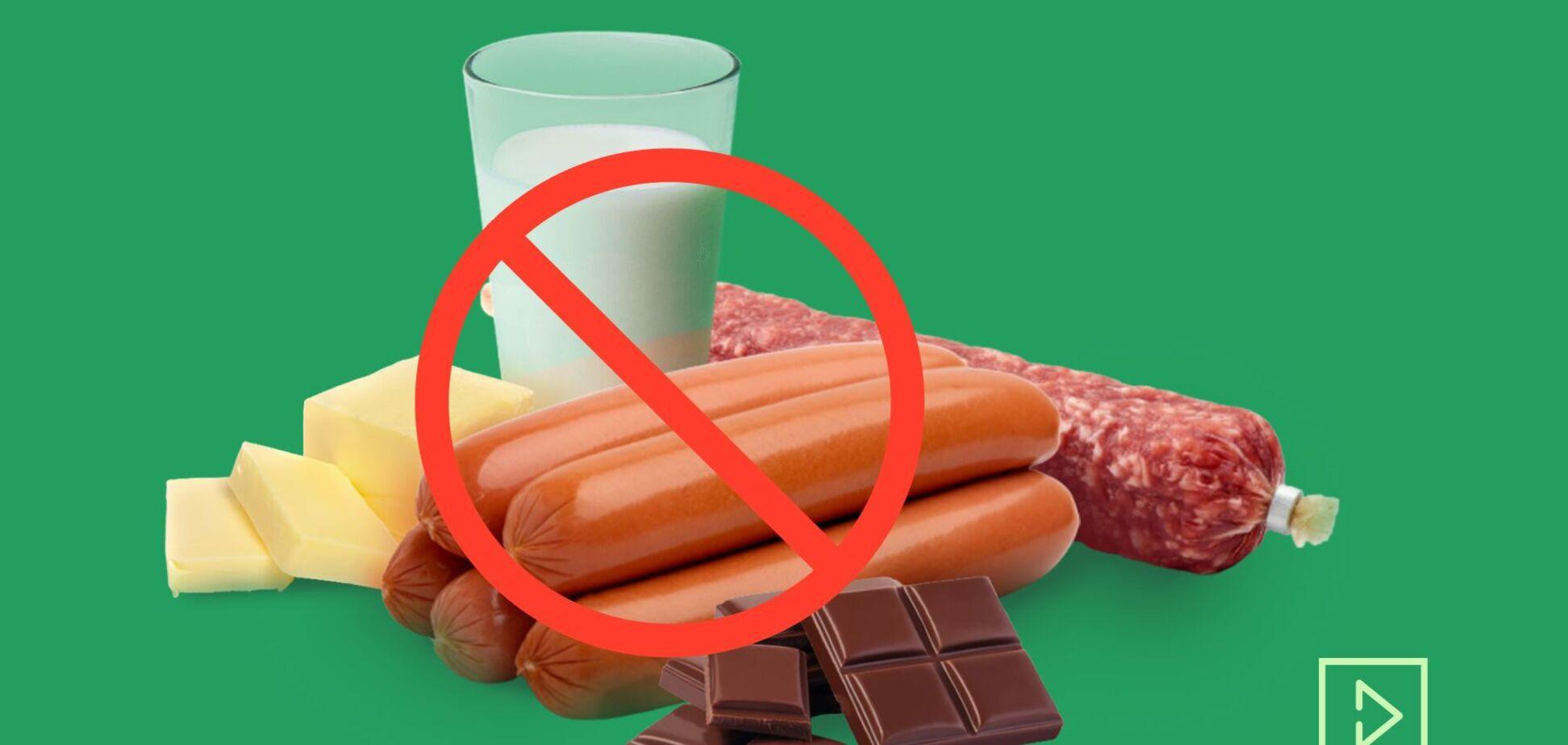 Українці назвали топ-10 продуктів харчування, які викликають у них недовіру