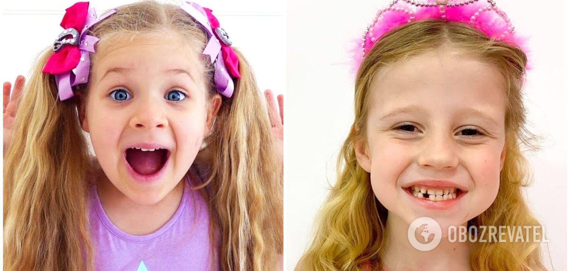 Топ-5 самых богатых и известных детей-блогеров, которым нет и 10 лет. Видео