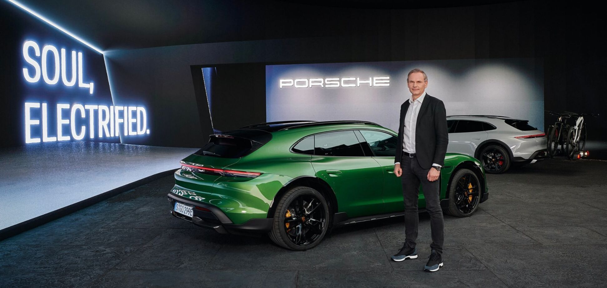 Генеральний директор Porsche Олівер Блюм