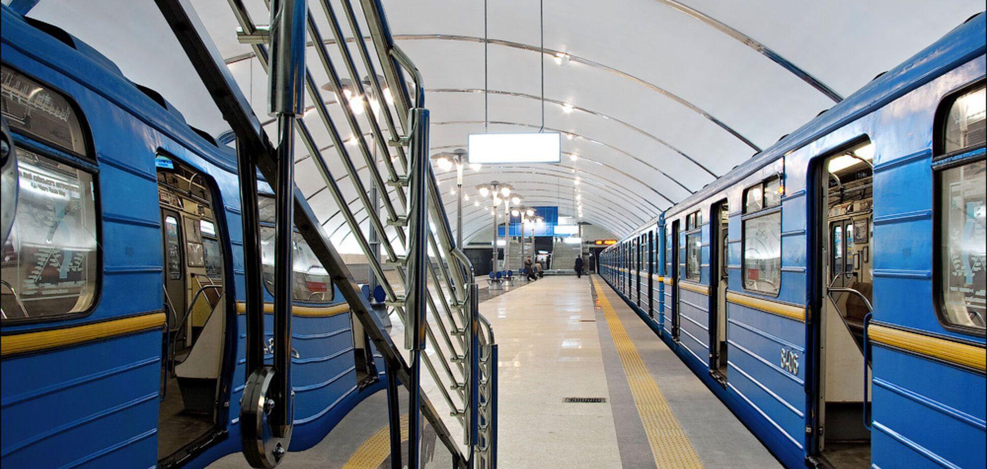 Метро в Киеве будет работать с ограничениями – КГГА